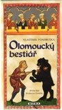 Olomoucký bestiář - obálka