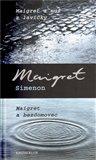 Maigret a muž z lavičky, Maigret a bezdomovec - obálka