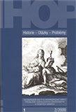 Historie-Otázky-Problémy 1/2009 - obálka
