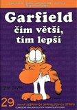Čím větší, tím lepší (Garfield 29.) - obálka