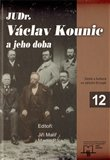JUDr.Václav Kounic a jeho doba - obálka
