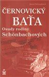 Černovícký Baťa – osudy rodiny Schnöbachových - obálka