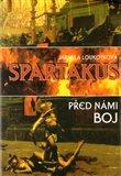 Spartakus - Před  námi boj - obálka