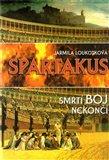 Spartakus - Smrtící boj nekončí - obálka