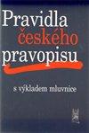 Obálka knihy Pravidla českého pravopisu