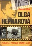 Olga Hepnarová - obálka