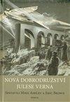 Obálka knihy Nová dobrodružství  Julese Verna - Kniha první