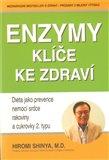 Enzymy klíče ke zdraví - obálka