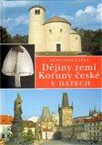Dějiny zemí Koruny české v datech - obálka