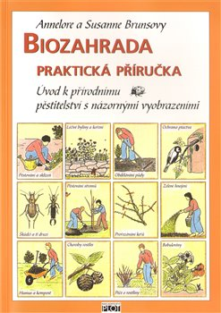 Oblka titulu Biozahrada - Praktick&#225; p&#237;ruka