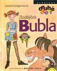 Zlodějíček Bubla - obálka