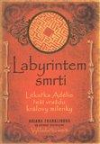 Labyrintem smrti - obálka