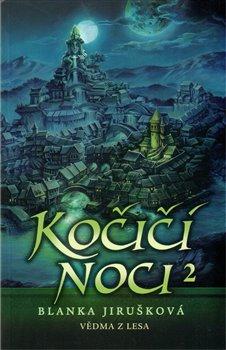 Obálka titulu Kočičí noci II - Vědma z lesa