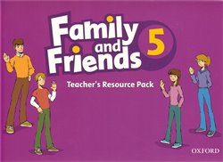 Family and Friends 5 Teachers Resource Pack - N. Simmons