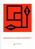 Současná Slovenská geometrie I. - obálka