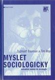 Myslet sociologicky (netradiční uvedení do sociologie) - obálka