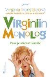 Virginiin monolog - obálka