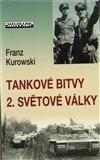 Tankové bitvy 2. světové války - obálka