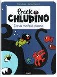 Prcek Chlupino (Žravá mořská panna) - obálka