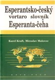 Esperantsko-český slovník - obálka