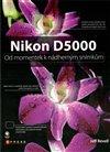 Obálka knihy Nikon D5000