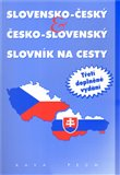 Slovensko-český a česko-slovenský slovník na cesty - obálka