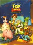 Toy Story 1 - Příběh hraček - obálka