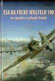 Esa na focke-wulfech 190 (na západní a východní frontě) - obálka