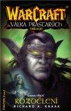 Warcraft - Rozdělení (Válka Prastarých 3) - obálka
