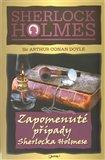 Zapomenuté případy Sherlocka Holmese - obálka