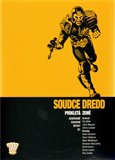 Soudce Dredd: Prokletá země (Bazar - Mírně mechanicky poškozené) - obálka