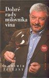 Dobré rady milovníka vína - obálka