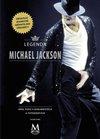 Obálka knihy Legenda Michael Jackson