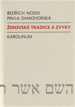 Obálka titulu Židovské tradice a zvyky