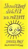 Sluníčkový diářík na rok 2011 - obálka