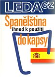 Španělština ihned k použití - do kapsy - obálka