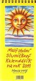 Malý stolní sluníčkový kalendářík na rok 2011 - obálka