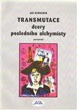 Transmutace dcery posledního alchymisty - obálka