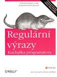 Regulární výrazy (Kuchařka programátora) - obálka