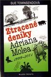 Ztracené deníky Adriana Molea 1999–2001 - obálka