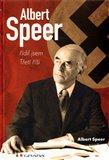 Albert Speer (řídil jsem Třetí říši) - obálka