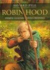Obálka knihy Robin Hood