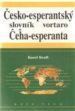Česko-esperantský slovník - obálka