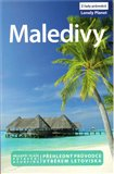 Maledivy 2 - Lonely Planet - obálka