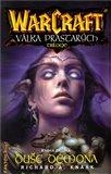 Warcraft-Duše démona (Válka Prastarých 2) - obálka