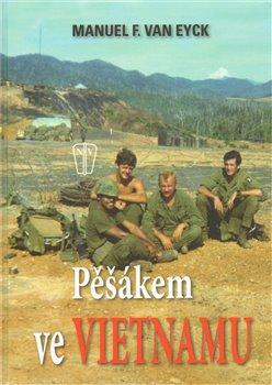 Obálka titulu Pěšákem ve Vietnamu