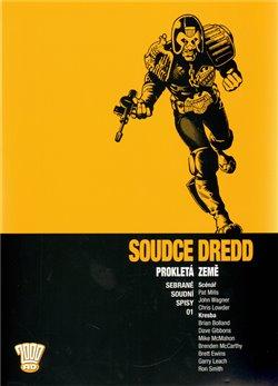 Obálka titulu Soudce Dredd: Prokletá země