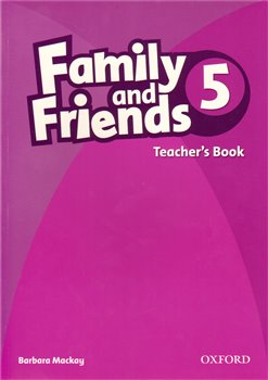 Family and Friends 5 Teacher´s Book - B. Mackay