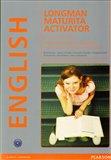 Longman Maturita Activator - Učebnice + 2 audio CDs - obálka