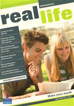 Real Life Elementary Teacher´s book - S. Cunningham, P. Moor, Martyn Hobbs, J. Keddle